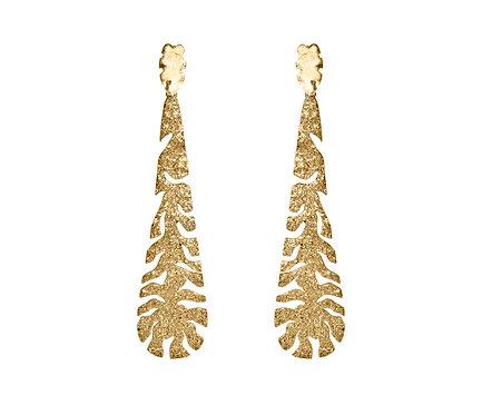 Nevasca Earring in Gold