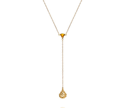 Varlaam Necklace in Gold