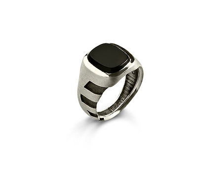 Minas das Colinas Ring in Silver or Gold Plated Silver