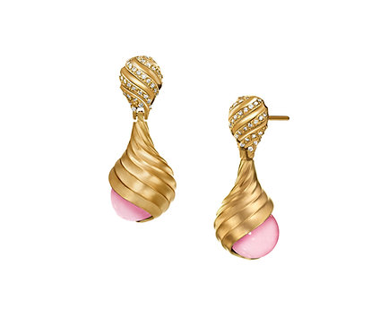 Alexander Earring in Gold with Brilliant
