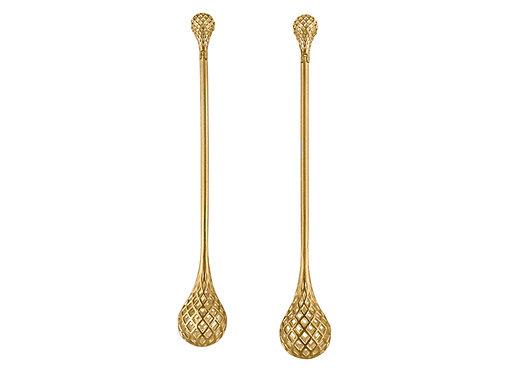 Gregory II Earring in Gold