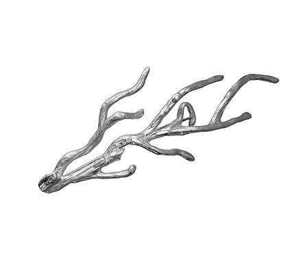 Winter Pin in Silver