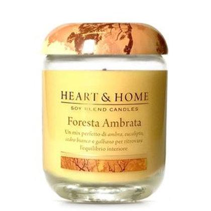 HEART & HOME FORESTA AMBRATA