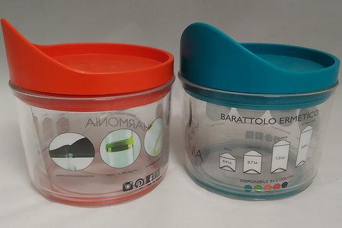 barattolo ermetico infrangibile per lavastoviglie 0,4lt.
