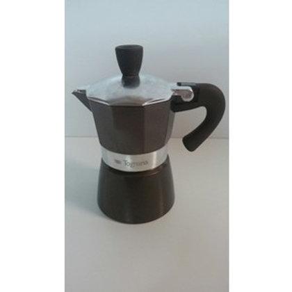CAFFETTIERA TOGNANA IN FUSIONE DI ALLUMINIO DA 1 TAZZA cod. 8000257284941