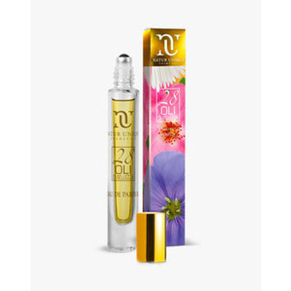 EAU DE PARFUM 7,5 ML 28 OLI NATUR UNIQUE ROLL-ON