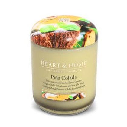HEART & HOME CANDELE PINA COLADA 340GR