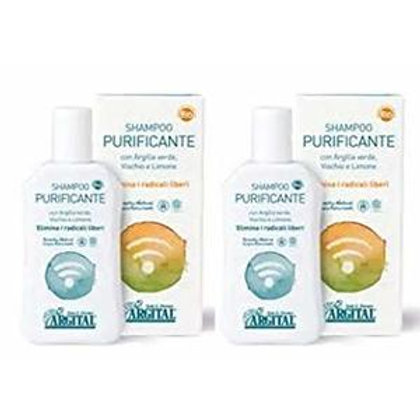 SHAMPOO PURIFICANTE ARGITAL 250 ML