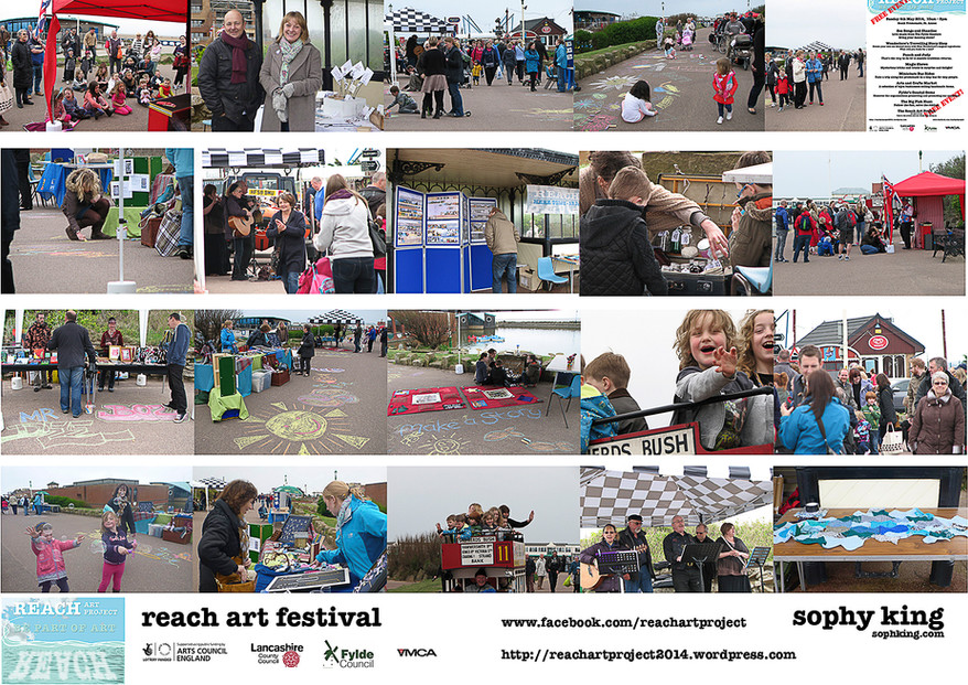 Reach Art Festival