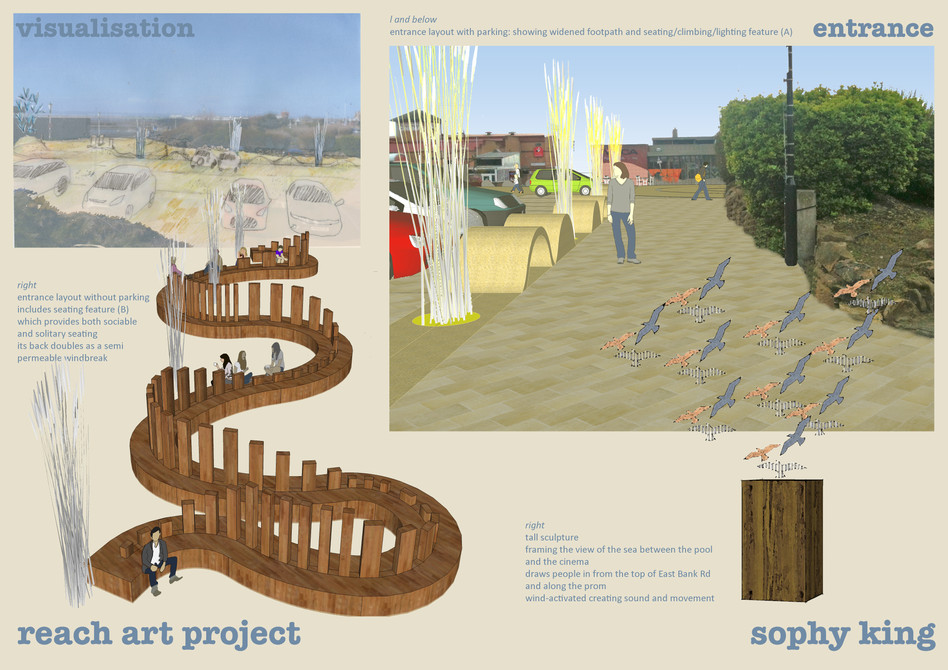 St Anne's Promenade Designs