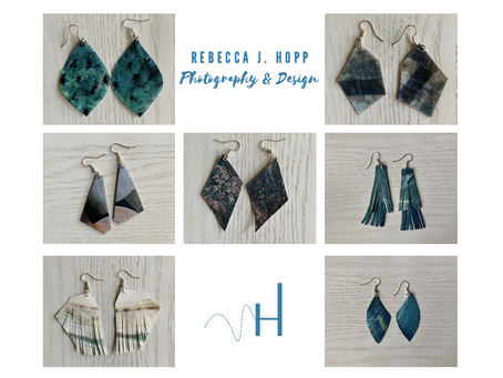 Recycled Art Makes Great Jewelry!