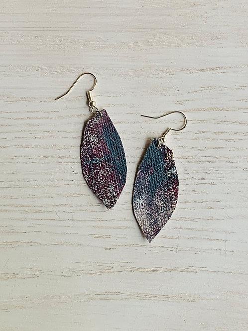 Canvas Earrings  NE_2675