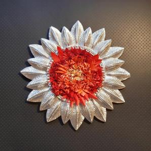 Fleur à suspendre (ø21cm)