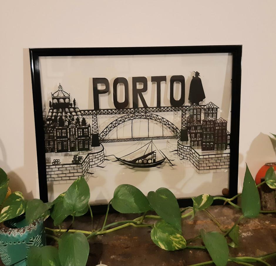 """Découpage """"Porto"""""""