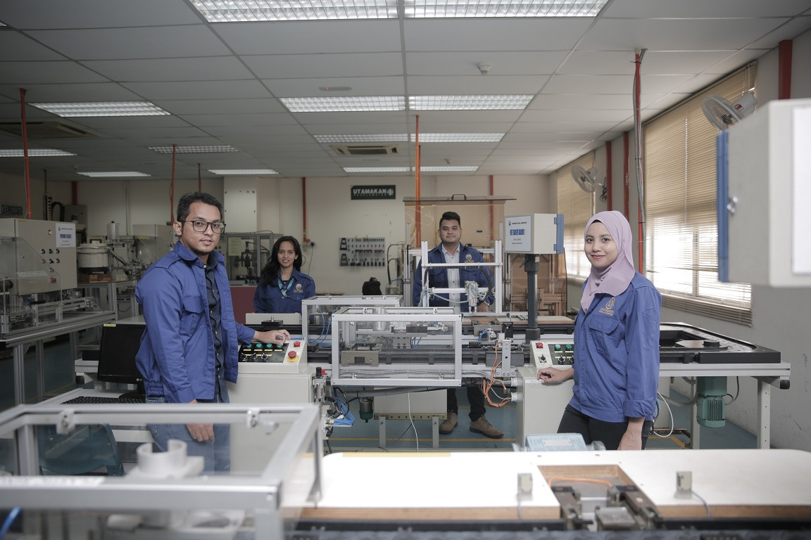 Mechatronics Lab