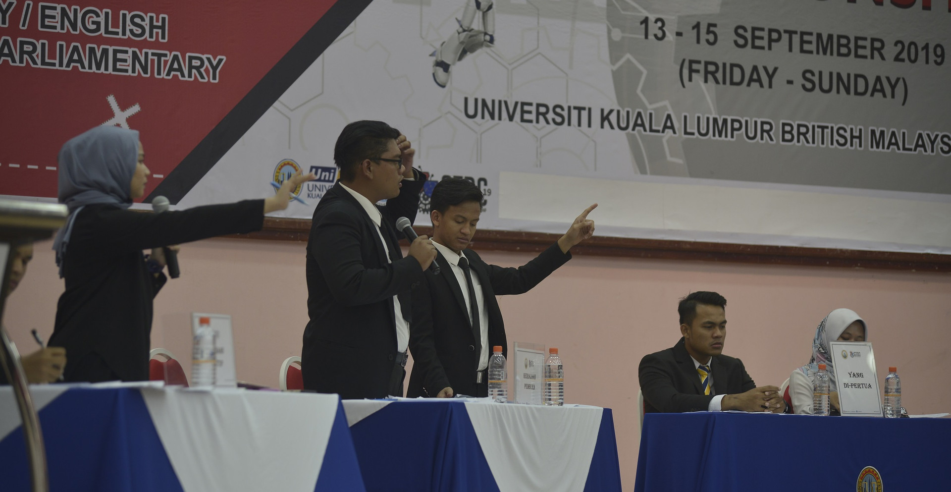 Debates competition