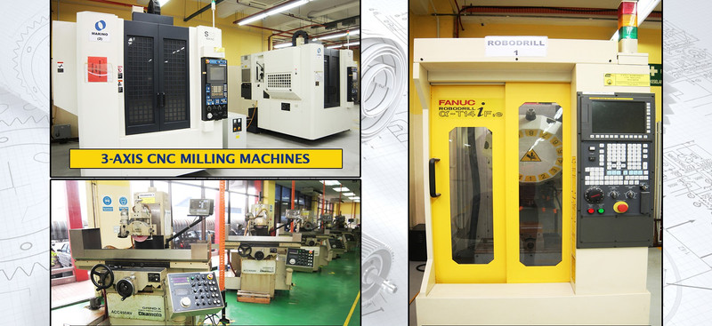 Industry based machines