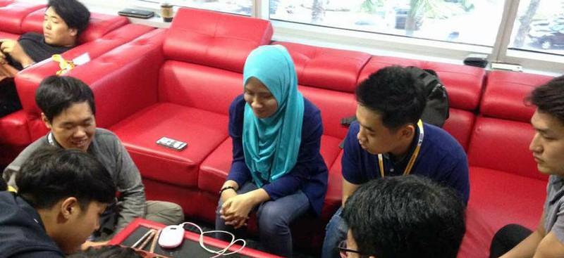 MIIT - Student lounge
