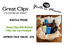YiM Raffle Prize Great Clips white.png