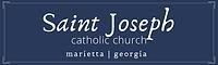 St Joseph Catholic Church logo.png