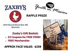 Zaxby's Gift Basket 2019.png