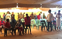 South Africans worship in tent 2017.JPG