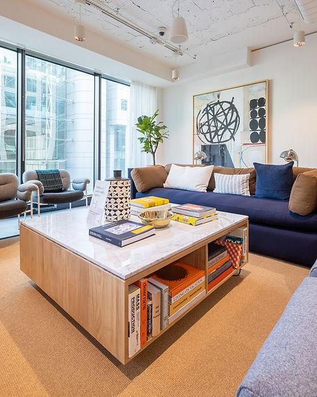 WeWork Moorgate Office Spaces