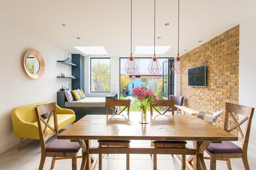 Kitchen Estention photo