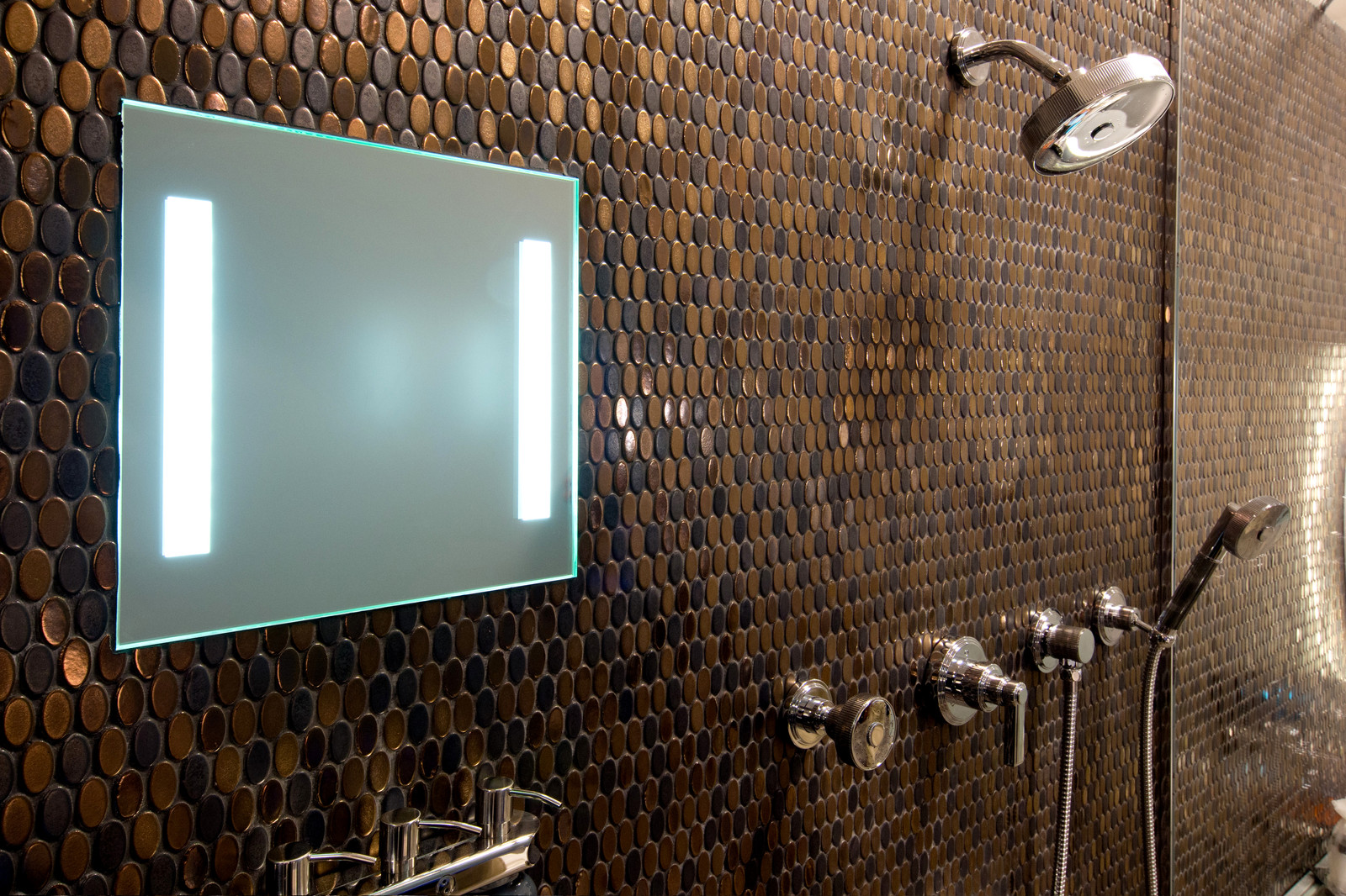 Clearmirror Usa Heated Fog Free And Led Shower And Vanity Mirrors