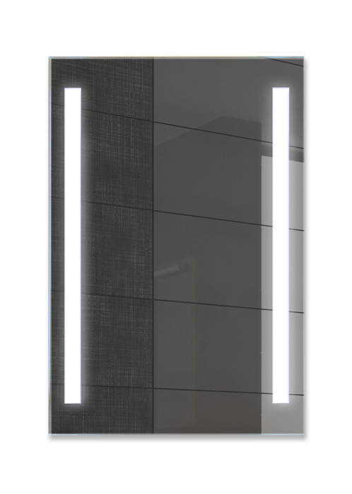 ... ClearLite LED Back Lit, Fog Free Vanity Mirror By ClearMirror ...