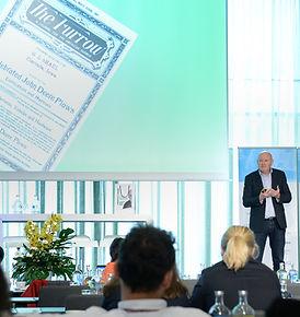 Harald Kopeter, Dialog Summit 2018 Frank
