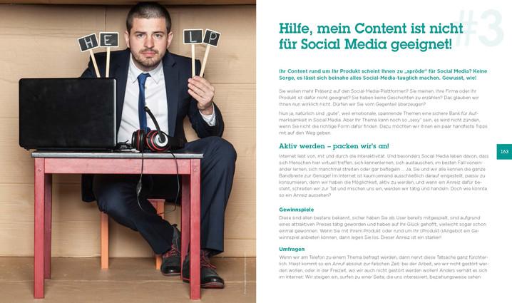 Fresh Content - Social Media