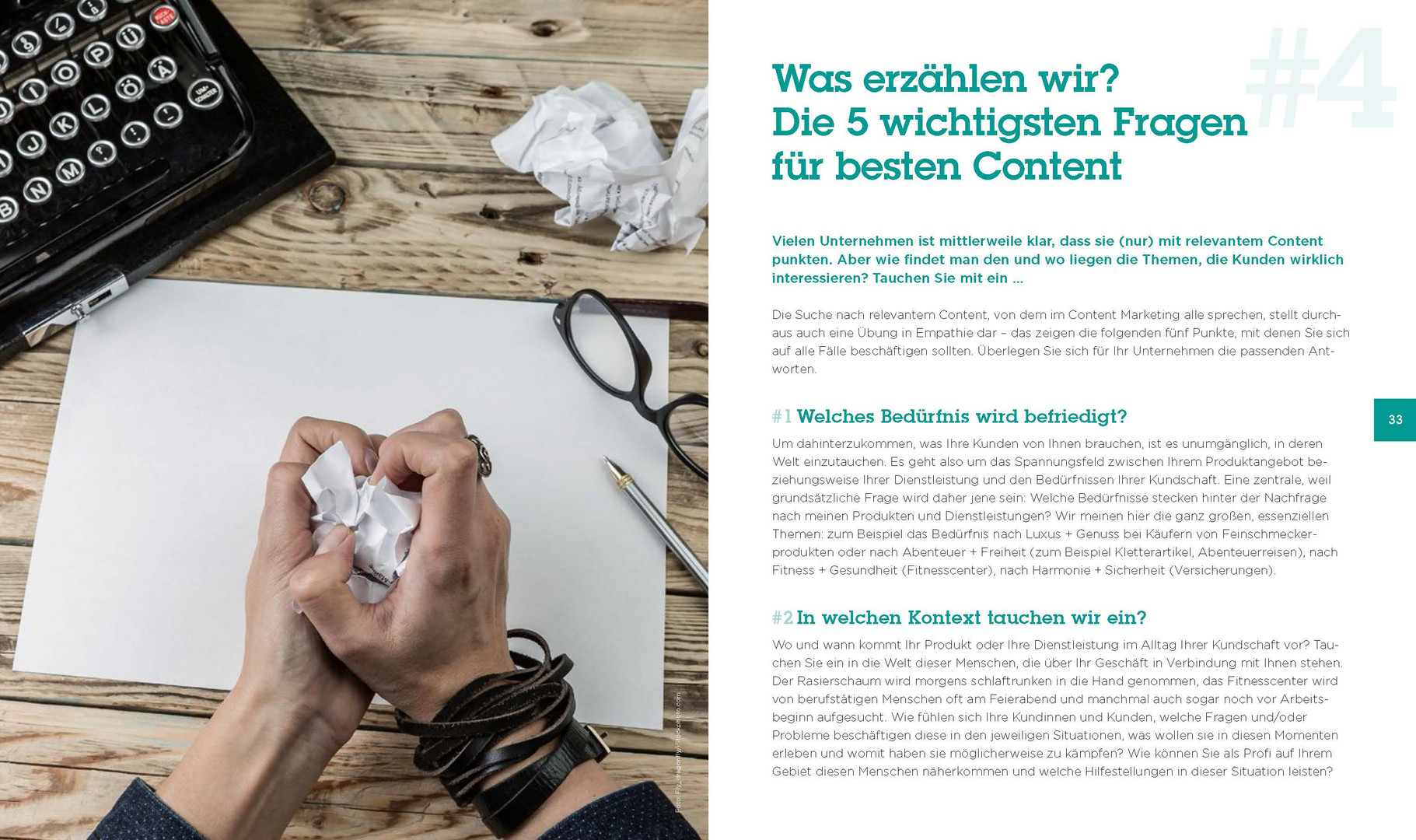 Fresh Content - 5 Fragen