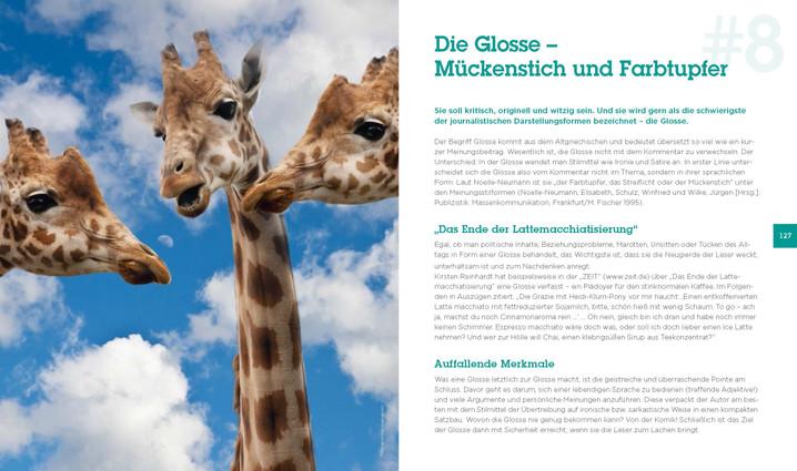 Fresh Content - Die Glosse