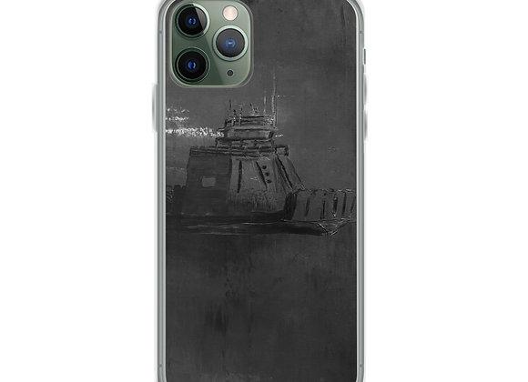 Drummond Island Ferry iPhone Case