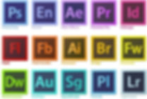 adobe_creative_suite_family_software_log