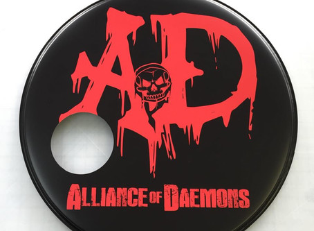 Latest Head  out the door... ALLIANCE OF DEAMONS