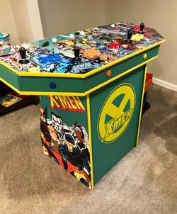 X-Men Arcade Graphics