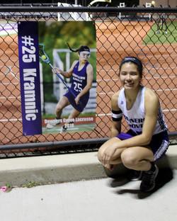 High School Athlete Banner