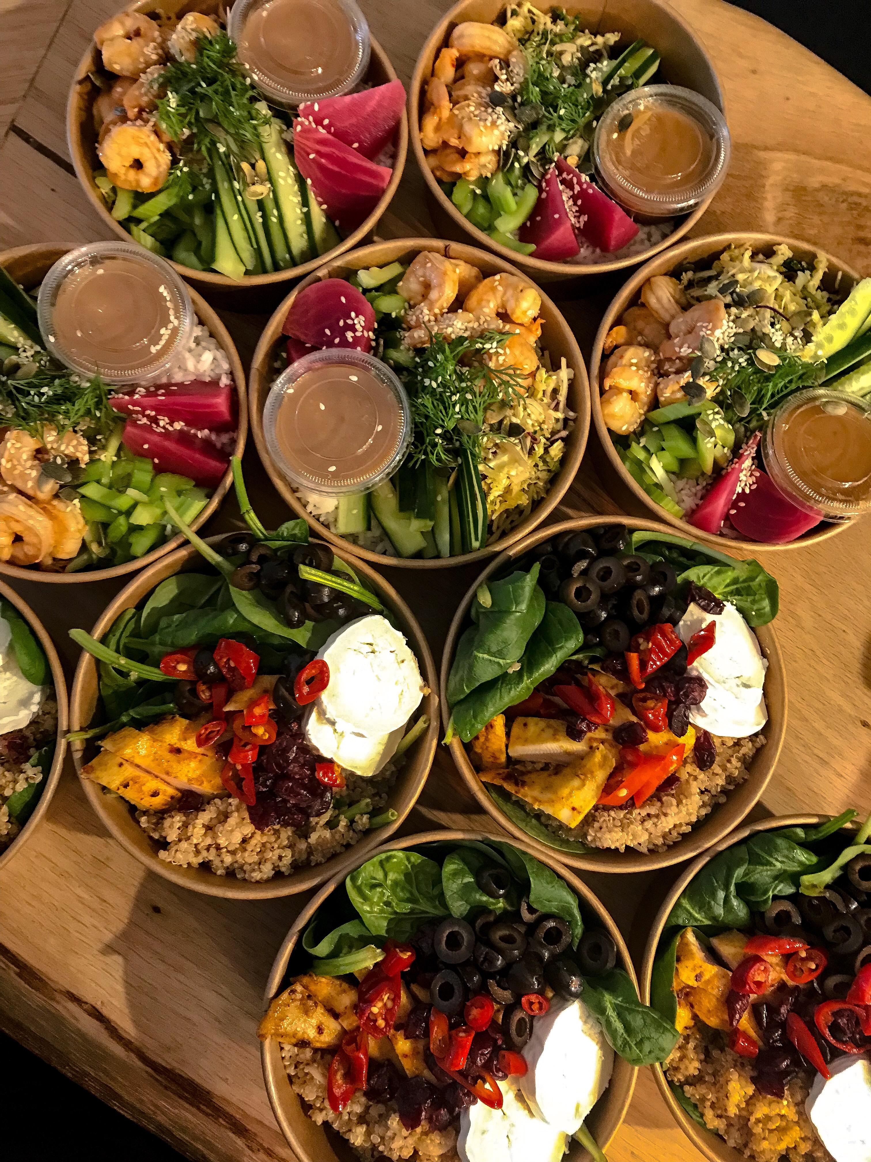 Paleo Gojie salade