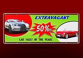 AD Showcase Sale Banner Design