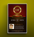 10th Anniversary Church/Business Event Poster Design
