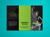 Action Sport Tri-fold Brochure Design