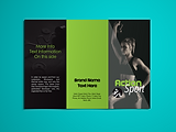 Action Sport Tri-fold Brochure Design