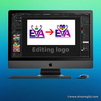 Logo Design Redo - Custom Service