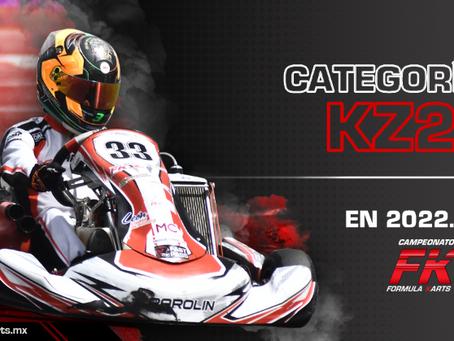 ¡CATEGORÍA KZ2 EN TEMPORADA 2022!