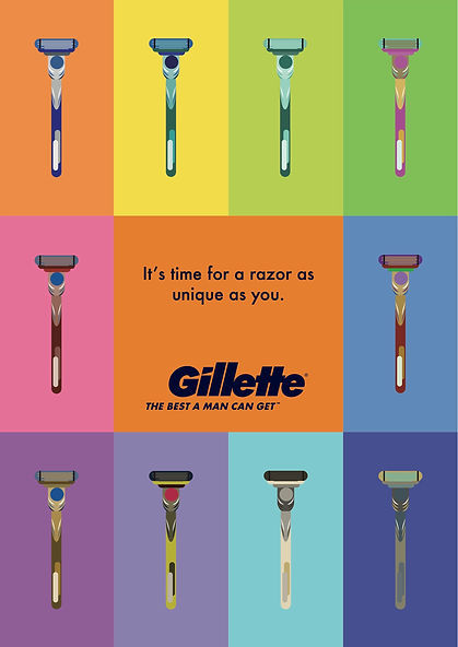 Gillette Illustrated