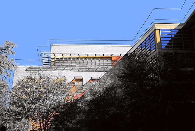 Building at Trinity University