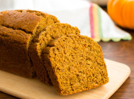 Easy Healthy Vegan Pumpkin Bread Recipe