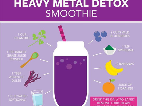 The Amazing Medical Medium Heavy Metal Detox Smoothie